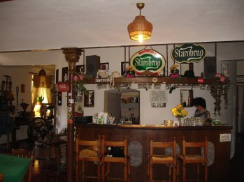Bir Çek çiftlik barı