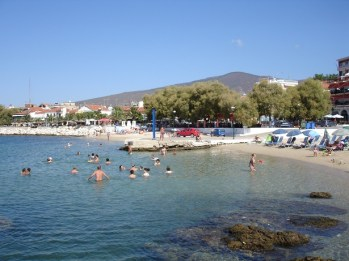 Limenaria plajı