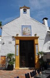 Ermita de Santiago kilisesi