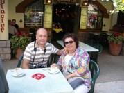 La Turbie' de kahve molası