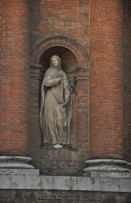 San Domenico Kilisesi duvar süslemesi