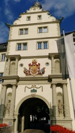 Ritterhaus girişi