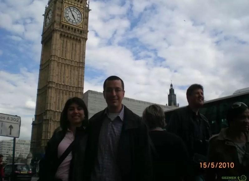 Big Ben Önünde, Londra Gezisi Notları