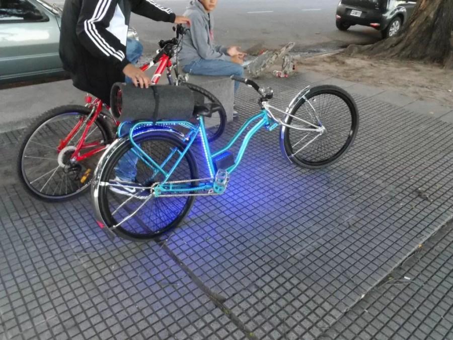 Buenos Aires Modifiye Bisikletleri