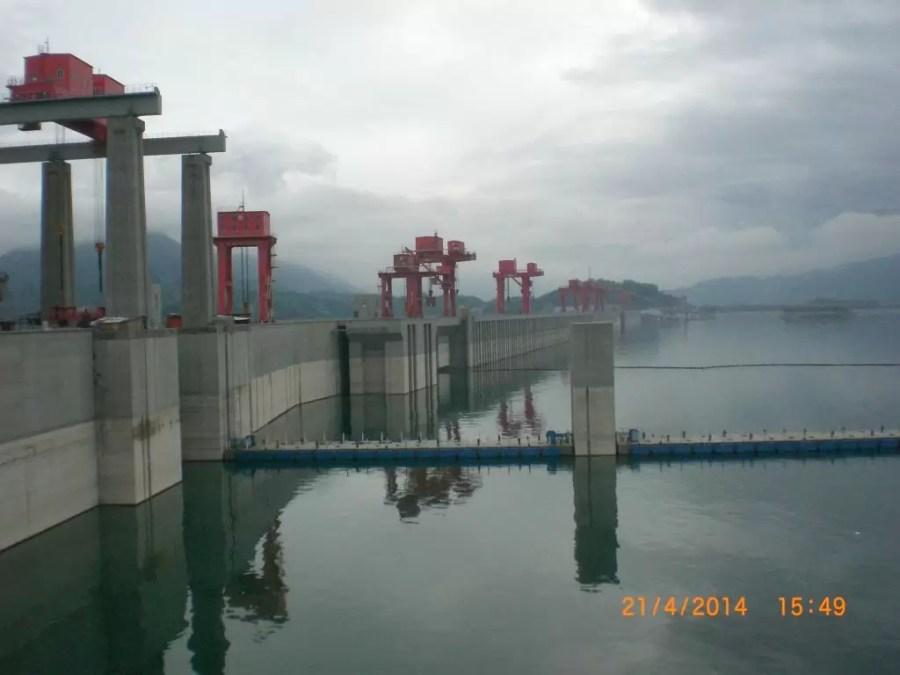 3 Boğazlar barajı