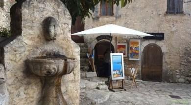 Eze, Monaco Gezilecek Yerler, Cote D'Azur Gezi Notları