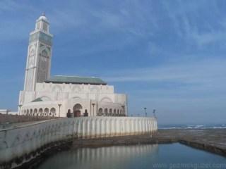 Fas Gezisi Notları, Kazablanka Gezilecek Yerler, Hasan II Camii