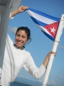 Küba Gezisi Notları, Havana Gezilecek Yerler, Küba Bayrağı