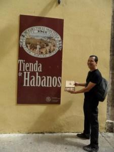 Küba Gezisi Notları, Havana Gezilecek Yerler, Küba Purosu