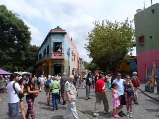 La Boca sokakları 2