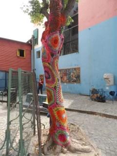 La Boca'nın süsleri