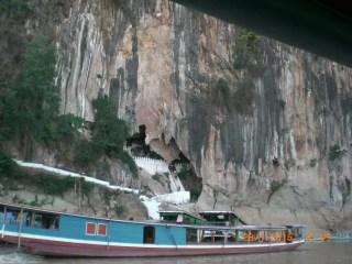 Laos - Kamboçya - Vietnam Gezisi Notları, Laos Gezilecek Yerler, Pak Ou Mağarası