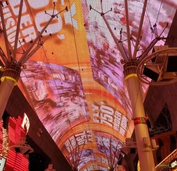 Las Vegas Gece Hayatı Freemont, Ücretsiz Las Vegas Etkinlikleri