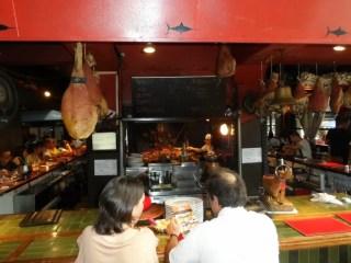 Marcedo del Puerto'da restoran
