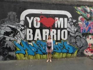 Montevideo'da Grafiti