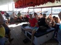 Paraty'de Tekne Turu, Parati Gezisi, Brezilya Gezisi Notları