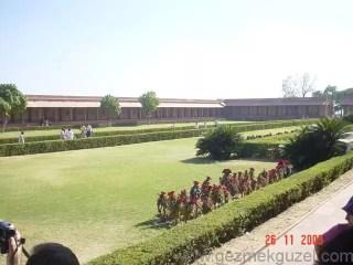 Saray Bahçesi, Hindistan