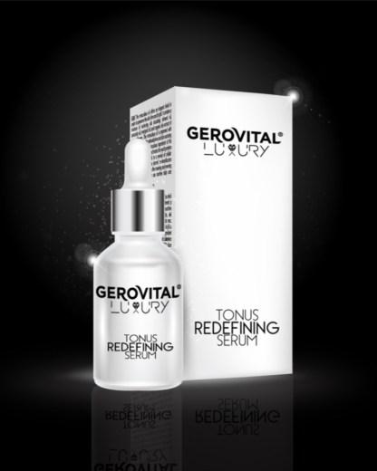 Gerovital Luxury Tonus Redefining Serum