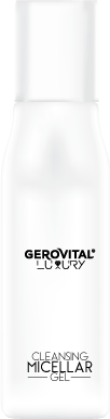 micellar gel Luxury Gerovital