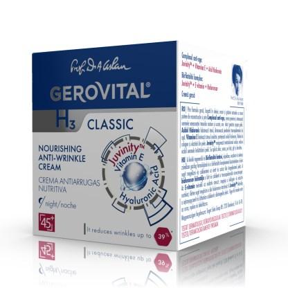 Gerovital nourishing anti wrinkle cream classic 1