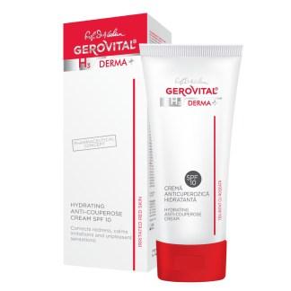 Hydrating Anti-Couperose Cream SPF 10