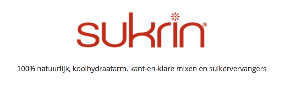 Sukrin als suikervervanger…wij hebben het getest!