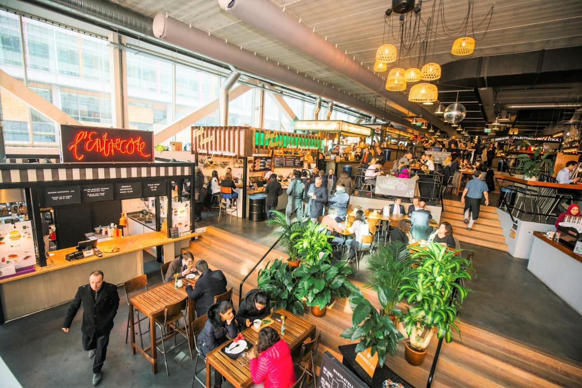 Market 33 | Urban Foodhal