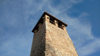 Burgturm in Kruja