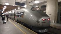 Der Express Zug nach Oslo