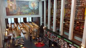 Deichmanske Bibliothek