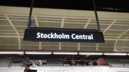 Willkommen in Stockholm