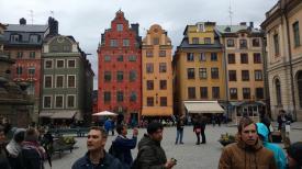 Der Markplatz Stortorget