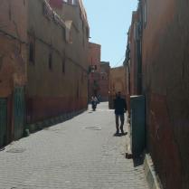 Unterwegs in der Medina