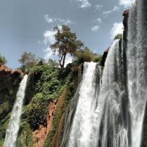 Wasserfälle in Ouzoud