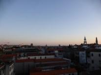 Lissabon in der Dämmerung