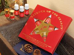 Essence of the Season lifts spirits and heightens spiritual awareness