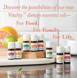Vitality Dietary Essential Oils