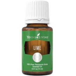 Lime essential oil., 15 ml