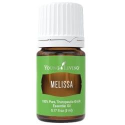 Melissa Essential Oil, 5 ml.