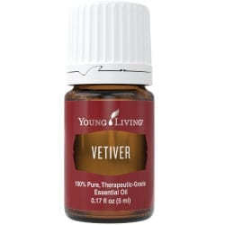 Vetiver Essential Oil - 5 ml