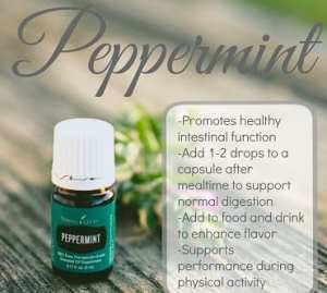 Peppermint uses