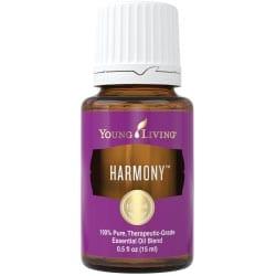 Harmony Essential Oil Blend, 15 ml