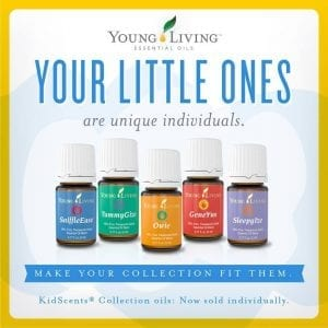 Kidscents Kids Blends