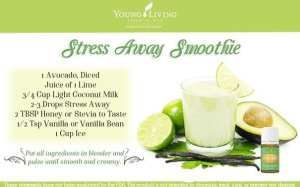 stress-away-smoothie