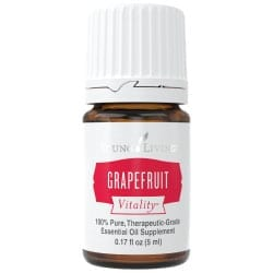 Grapefruit Dietary Vitality Oil #5624