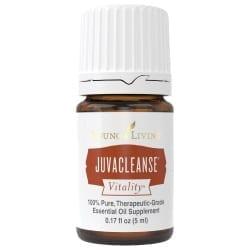 JuvaCleanse Vitality Oil Blend