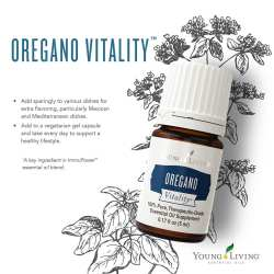 Oregano Vitality Essential Oil