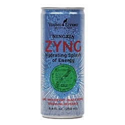 NingXia Zyng Sparkling Beverage # 3071