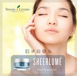 Sheerlume Brightening Cream #4833