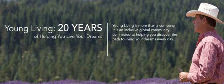 Gary Young and Young Living more than 20 Years
